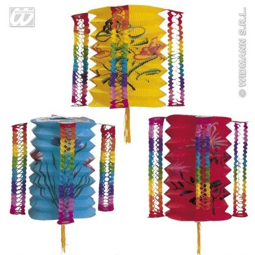 Paper Lanterns Large 6 Styles Party Decoration